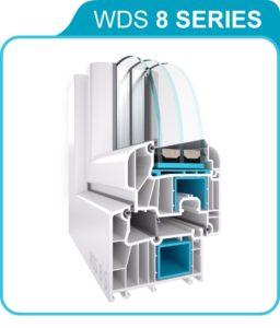Окна WDS 8-series