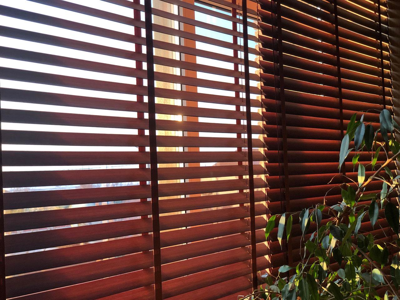 деревянные жалюзи харьков 1