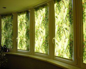 Тканевые ролеты,рулонные шторы