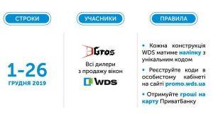Окна WDS-Харьков Сроки