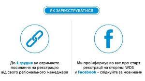 Акция WDS-Харьков Регистрация